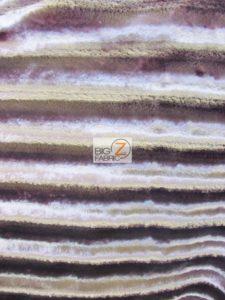 Bongo Striped Soft Minky Velvet